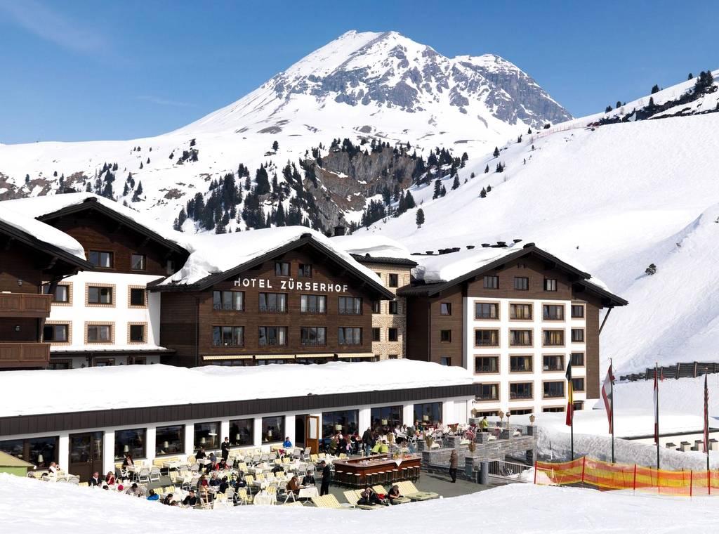 Zürserhof in Zürs am Arlberg