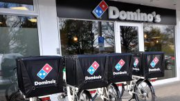 Ein Domino's Pizza Store