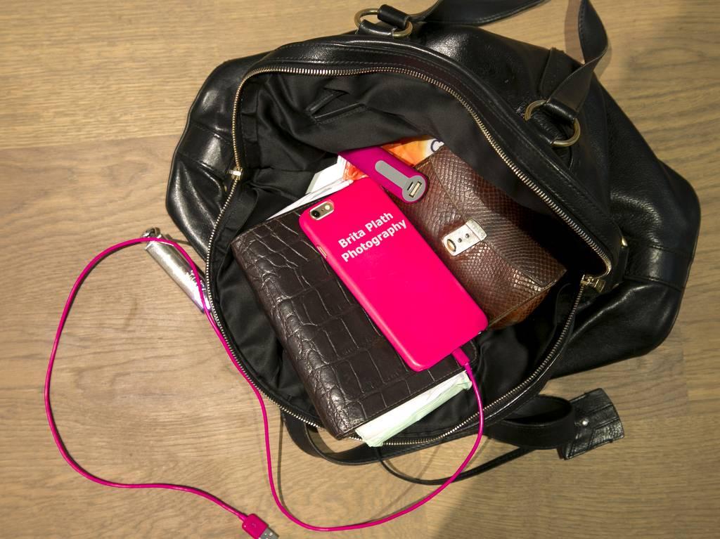 Die Handtasche von Britta Plath