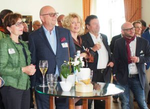 Club der Optimisten Herbstbrunch 2016 in der Hanse Lounge