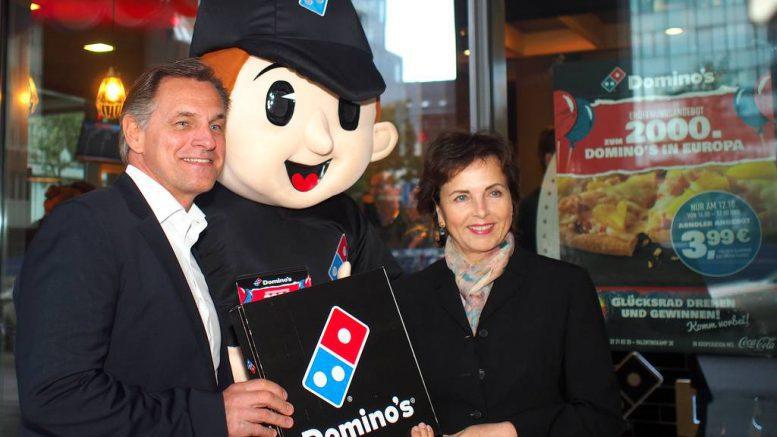 Domino's 2.000 Filiale