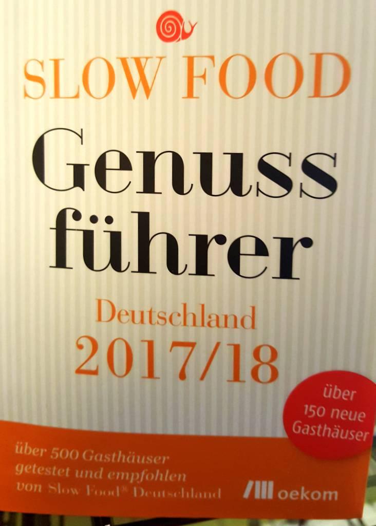 Slowfood Genussführer