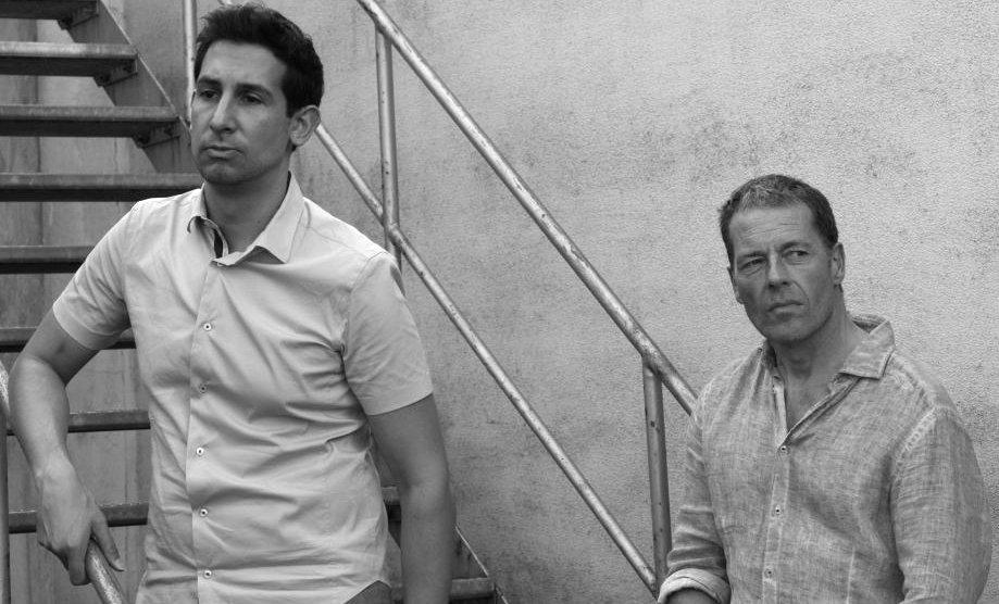 Tico und Oliver Sauer Foto: Künstler