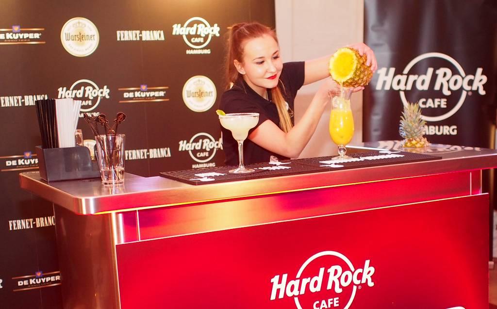 BARocker - Hard Rock Cafe
