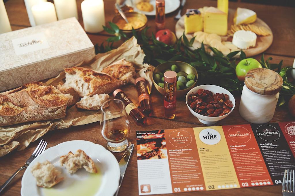 Tastillery : Tastingset für Zuhause