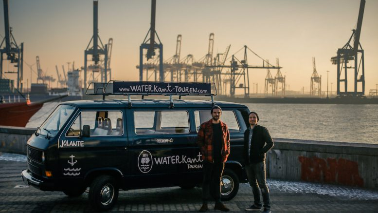Hamburg Stadttour mit Waterkant