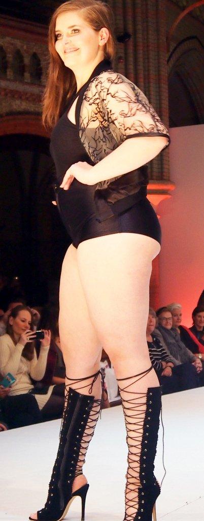 Plus Size Fashion Days Hamburg 2016