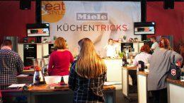 Miele Küchentricks - eat&STYLE Hamburg