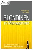 Blondinen im Management