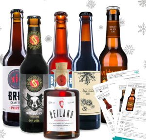 X-Mas Craft Beer Tasting Box