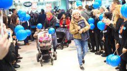 Opening Primemark in Billstedt