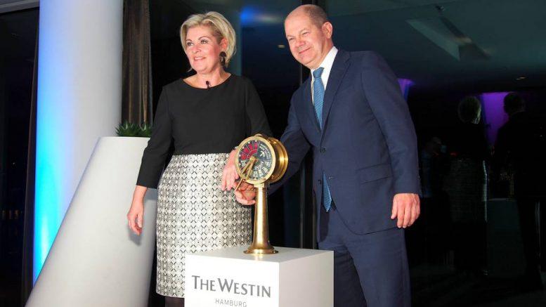 Eröffnung THE WESTIN Hamburg