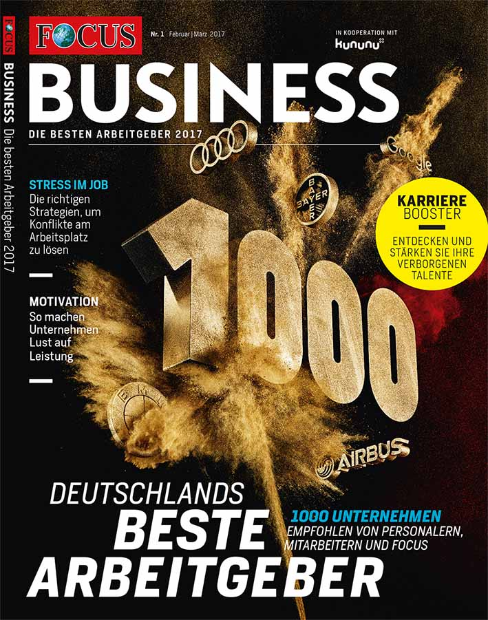 Sonderheft Focus Busines