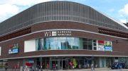 W1 Hamburg Wandsbek - das Shoppingcenter