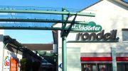 Walddörfer Rondell in Hamburg Bergstedt