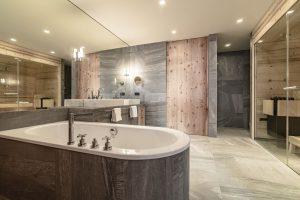 Das Bad in der WOW Suite
