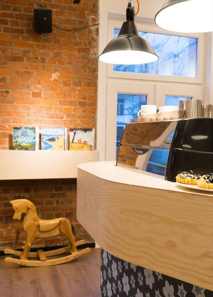 Café und Kinderkurse in Eppendorf