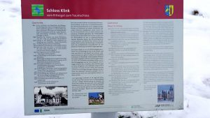 Geschichte Schloss Klink