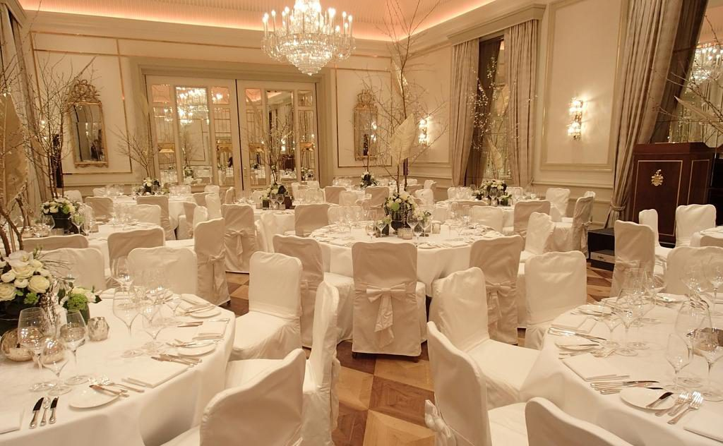 Fairmont Hotel Vier Jahreszeiten Feierte 120 Geburtstag Ganz Hamburg