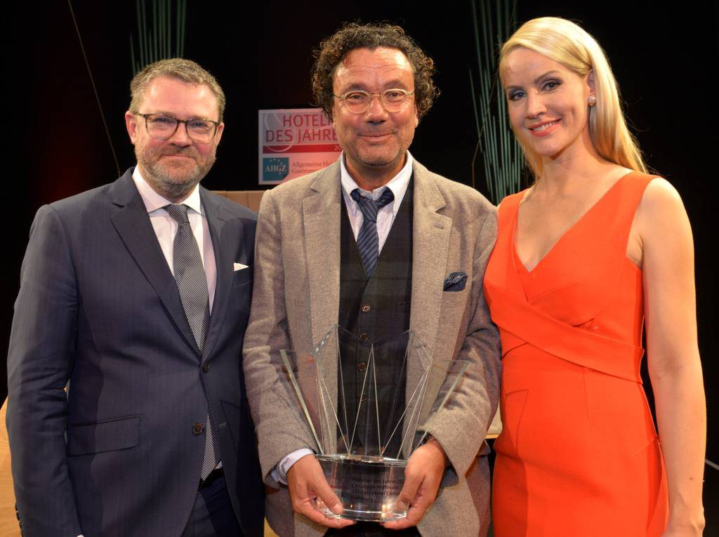 Christoph Hoffmann ist Hotelier des Jahres