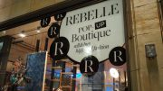 REBELLE Pop Up Boutique & Brand Room