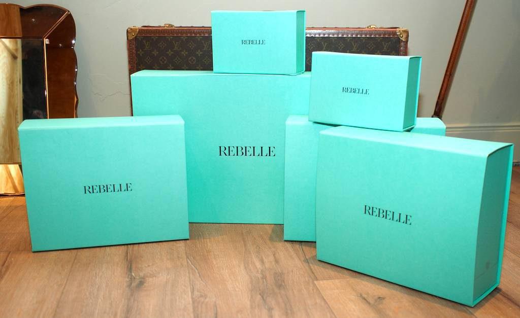 REBELLE Pop Up Boutique & Brand Room