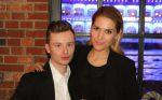Tim Petersen (Claudia Schulz PR) u. Makeup Profi Alicja Liiak (Foto Metx)