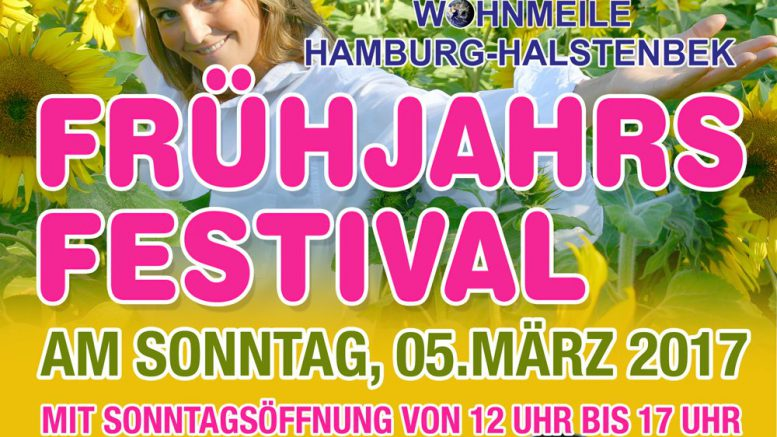 programm verkaufsoffener sonntag 05 m rz 2017 in der wohnmeile hamburg halstenbek ganz hamburg. Black Bedroom Furniture Sets. Home Design Ideas