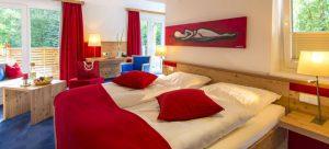 Impuls Hotel Tirol ein Zimmer