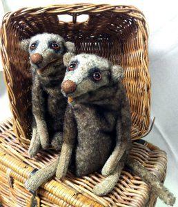 Puppen von Maria Barleben