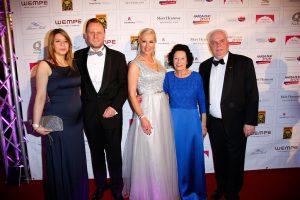Catherine Saavedra, Andy Grote, Anna Heesch, Marianne und Günter Ehnert (c) Andreas Bonné