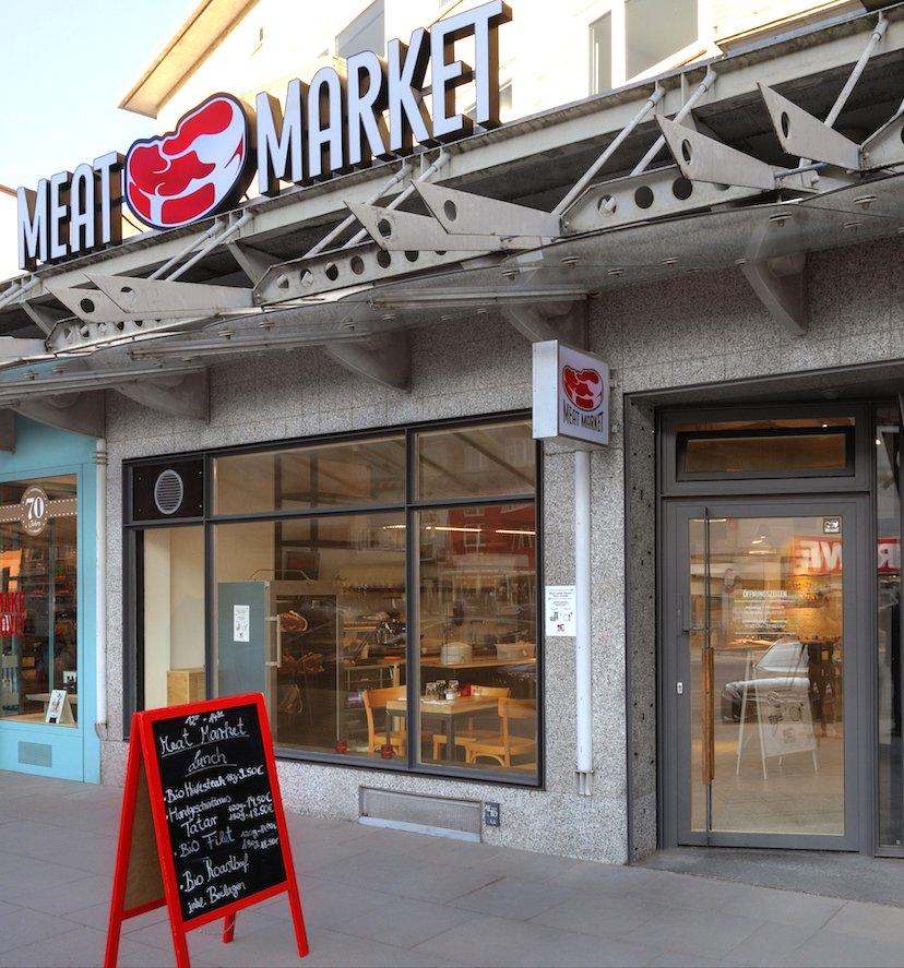 Meat Market bestes Fleisch