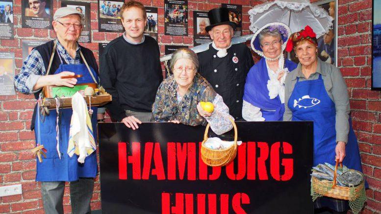 Eröffnung Hamburg Huus