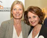 Kirsten Dahler mit Dr. Cristina Barth-Frazzetta