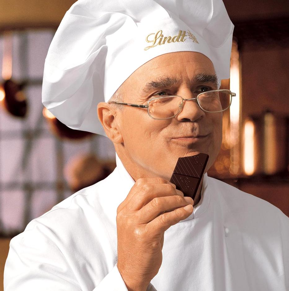 Maître Chocolatier von Lindt