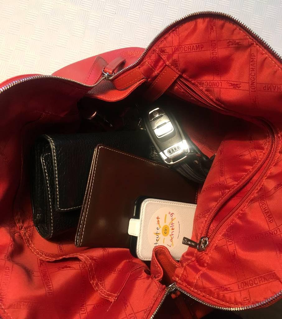 Marion Klimmers Handtasche