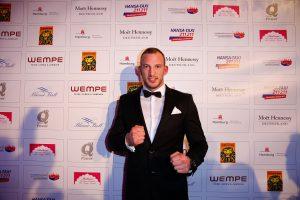 Profi-Boxer Mario Daser (c) Andreas Bonné