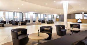 Die Lobby - The Westin Hotel Hamburg