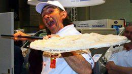 so sieht Pizzateig aus!