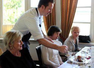 Impressionen von der Tour de Gourmet Solitaire