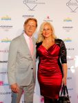 Christoph Daum mit seiner Frau Angelica