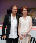 Ralf Ebel und Monica Lierhaus