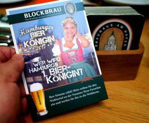 Hamburger Bierkönigin 2017