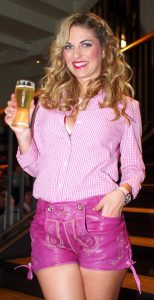Hamburger Bierkönigin