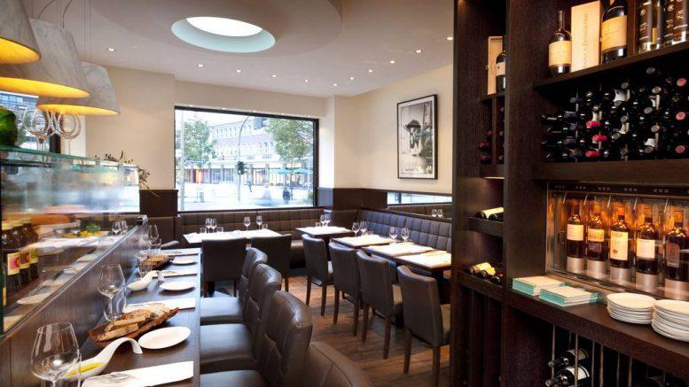 Das Restaurant von Cornelia Poletto