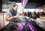 Sorgte für Stimmung DJ Wolf Kloster