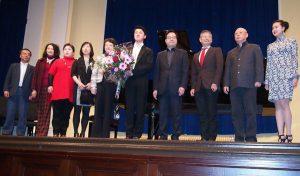 Klassik Konzert in den Mozart Sälen