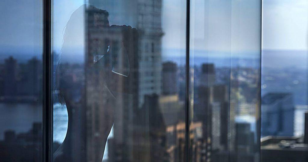 David Drebin Hide and seek