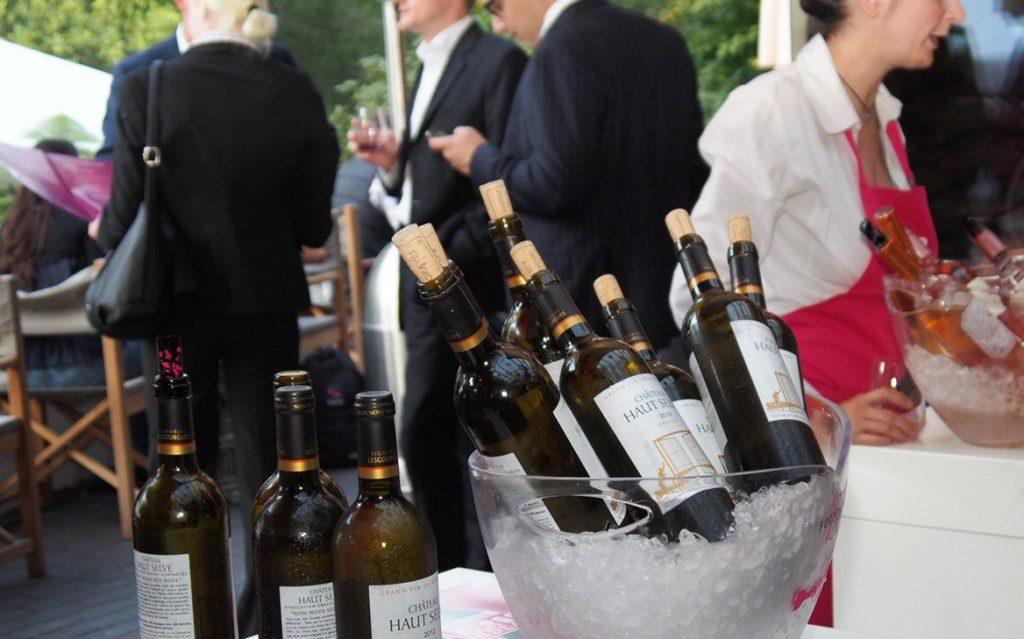 Weinpräsentation