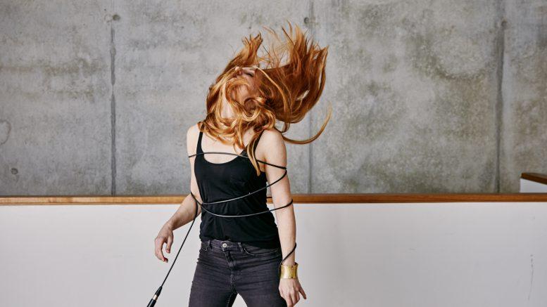 Kat Wulff - Sängerin